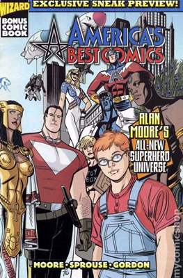 America's Best Comics Wizard Preview