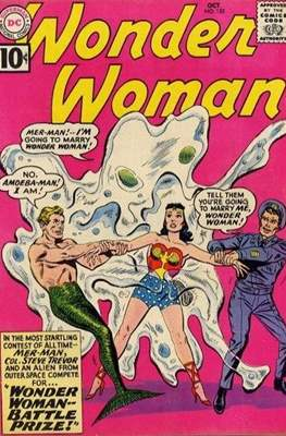 Wonder Woman Vol.1 (1942-1986; 2020-) (Comic Book) #125