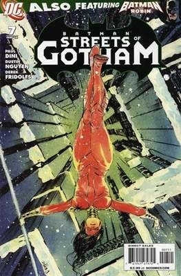 Batman: Streets of Gotham (2009-2011) #7