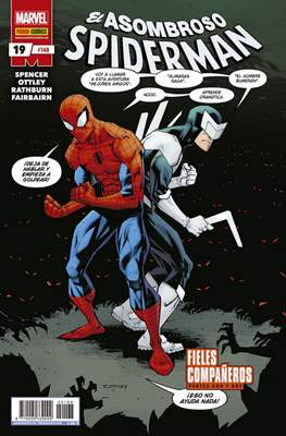 Spiderman Vol. 7 / Spiderman Superior / El Asombroso Spiderman (2006-) (Rústica) #168/19