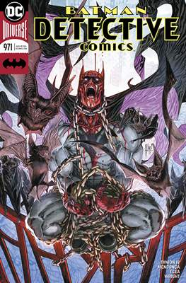 Detective Comics Vol. 1 (1937-2011; 2016-) (Comic Book) #971