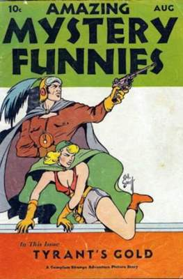 Amazing Mistery Funnies