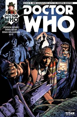 Doctor Who: The Fourth Doctor (Comic Book) #5