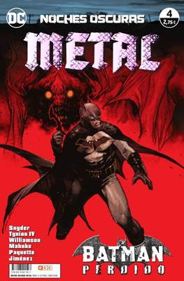 Noches Oscuras: Metal #4