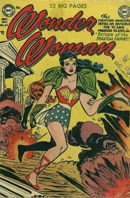Wonder Woman Vol.1 (1942-1986; 2020-) (Comic Book) #49