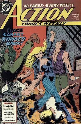 Action Comics Vol. 1 (1938-2011; 2016-) (Comic Book) #624