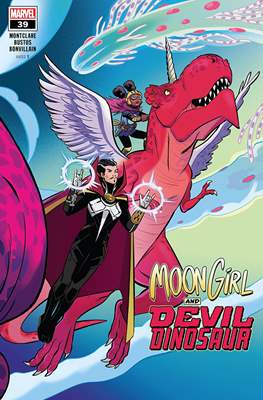 Moon Girl and Devil Dinosaur (Comic-book) #39