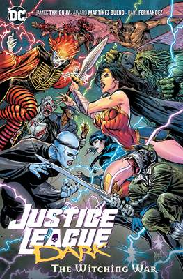 Justice League Dark (2018-) (Softcover 160 pp) #3