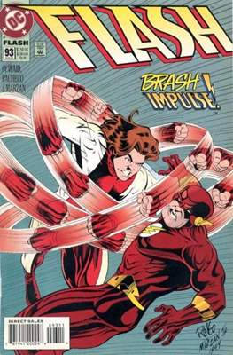 The Flash Vol. 2 (1987-2006) (Comic Book) #93