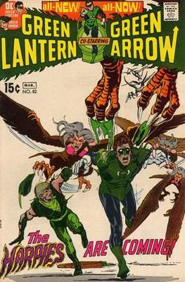 Green Lantern Vol. 1 (1960-1988) (Comic Book) #82