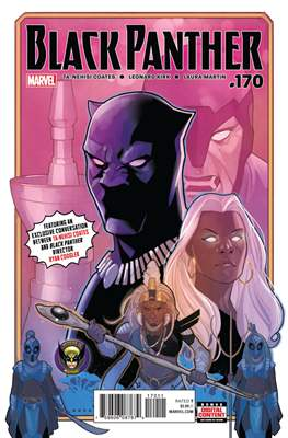 Black Panther (Vol. 6 2016-2017) (Digital) #170
