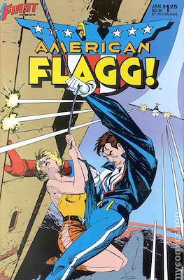 American Flagg! (Comic book) #36