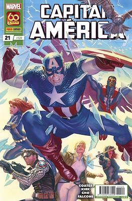 Capitán América Vol. 8 (2011-) (Grapa) #120/21