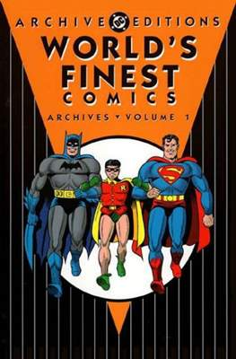 DC Archive Editions. World's Finest Comics