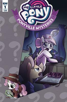 My Little Pony: Ponyville Mysteries (Comic-book) #1
