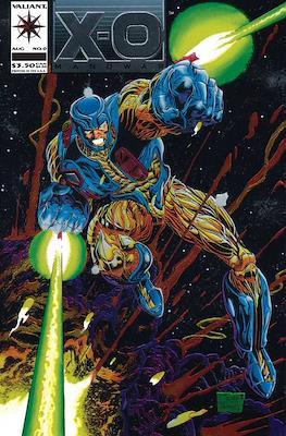 X-O Manowar (1992-1996)