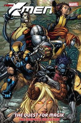 New X-Men - The Complete Collection (Softcover 496-440-392 pp) #3