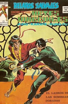 Relatos salvajes: Artes marciales Judo - Kárate - Kung Fu Vol. 1 #11