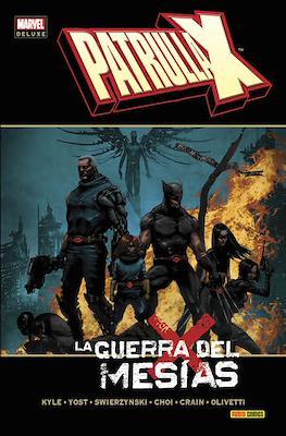 Patrulla-X: La Guerra Del Mesías. Marvel Deluxe