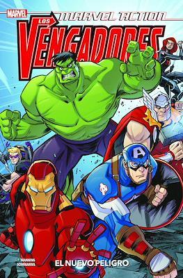 Marvel Action. Los Vengadores #1