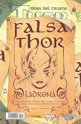 Thor / El Poderoso Thor / Thor - Dios del Trueno / Thor - Diosa del Trueno / El Indigno Thor (2011-) (Grapa) #61