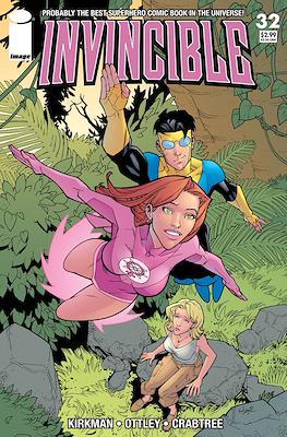 Invincible (Comic-book) #32