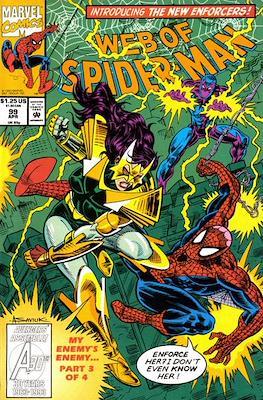 Web of Spider-Man Vol. 1 (1985-1995) (Comic-book) #99