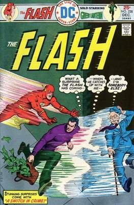Flash vol. 1 (1959-1985) (Grapa, 32 págs.) #238