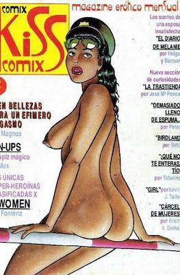 Kiss Comix #5