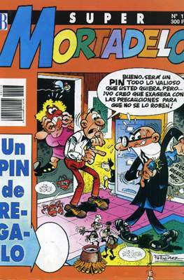 Super Mortadelo (Grapa, 52 páginas (1987)) #113