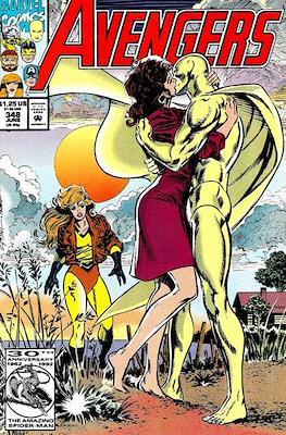 The Avengers Vol. 1 (1963-1996) (Grapa) #348
