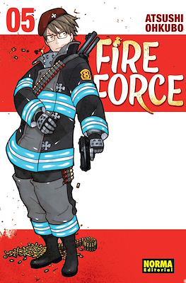 Fire Force (Rústica con sobrecubierta) #5