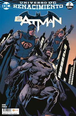 Batman: Nuevo Universo DC / Renacimiento (Grapa) #57/2