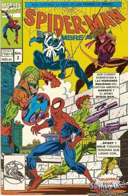 Spider-Man Vol. 1 (1995-1996) (Grapa) #2