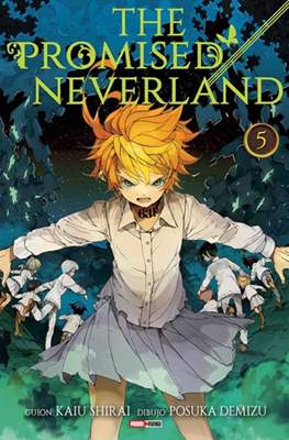 The Promised Neverland (Rústica con sobrecubierta) #5
