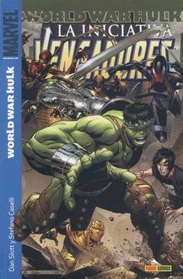 Vengadores: La Iniciativa (2008-2011) (Rústica.) #2