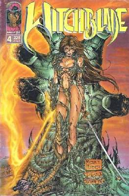 Witchblade (1997-2001) (Grapa, 24 páginas) #4
