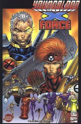 Youngblood / X-Force (Grapa 52-48 pp) #2