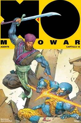 X-O Manowar (2017-) (Grapa) #19