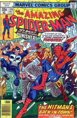The Amazing Spider-Man Vol. 1 (1963-2007) (Comic-book) #174
