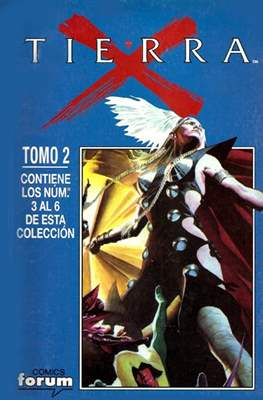 Tierra X (Retapado Rústica) #2