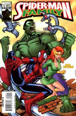 Spider-Man Family (Comic Book) #9