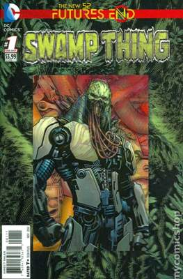 The New 52 Futures End: Swamp Thing