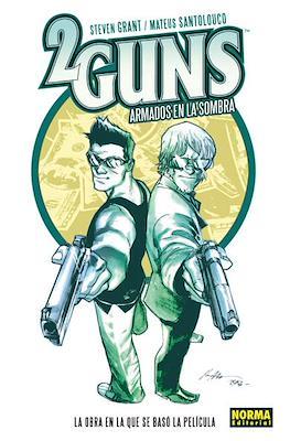2 Guns / 3 Guns (Rústica 144 pp) #1