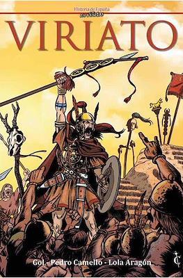 Historia de España en viñetas (Cartoné 56 pp) #28