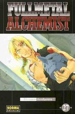 Fullmetal Alchemist (Rústica con sobrecubierta) #27