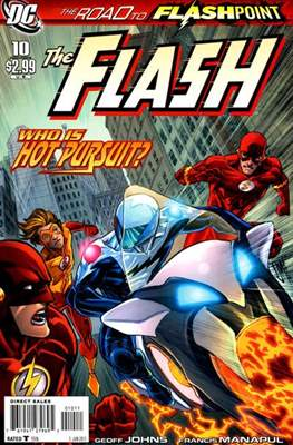 The Flash Vol. 3 (2010-2011) (Comic book) #10