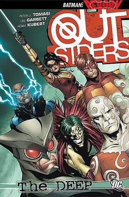 Outsiders Vol. 4 (2009 - 2011) #1