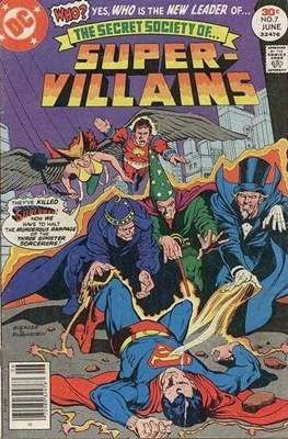 Secret Society of Super-Villains #7