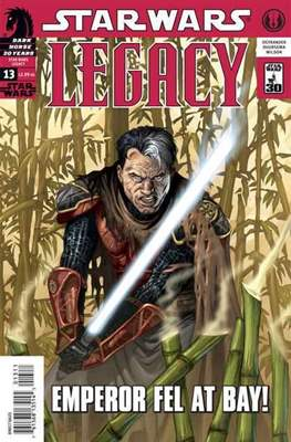 Star Wars: Legacy (Digital) #13